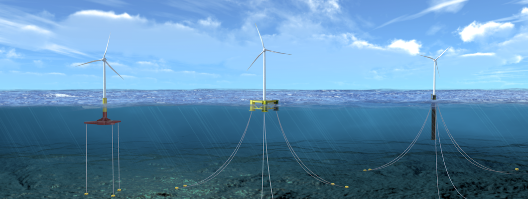 Floating Offshore Wind Turbines